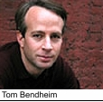 Tom Bendheim Rheingold's Hope