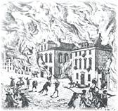 Great Fire of 1776, New York City