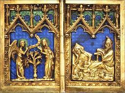 Medieval Diptych