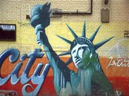 Liberty Grafitti
