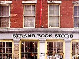 Strand Book Store, South Street Seaport