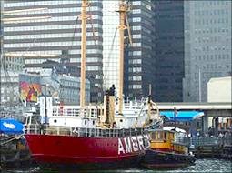 Ambrose Lightship, South Street Seaport