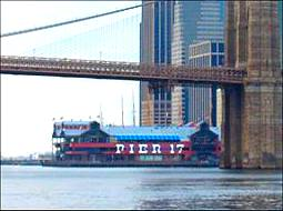 Pier 17 & Brooklyn Bridge